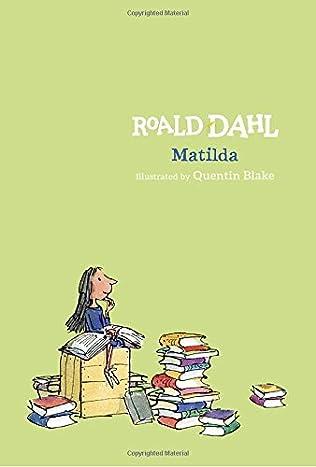 book cover of Matilda
