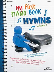 Read Online My First Piano Book Hymns Songbook Volume 1 pdf