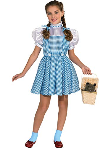 Dorothy Halloween Costume For Dogs (Wizard of Oz Child's Dorothy)