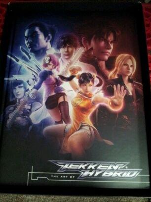 Image of The Art of Tekken Hybrid Limited Edition Artbook