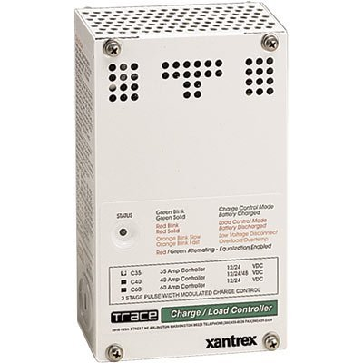XANTREX C60 60A, 12/24V SOLAR CHARGE