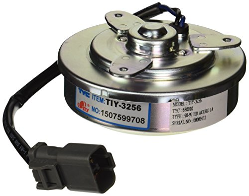 TYC 630010 Honda Accord Replacement Condenser Cooling Fan Motor ()
