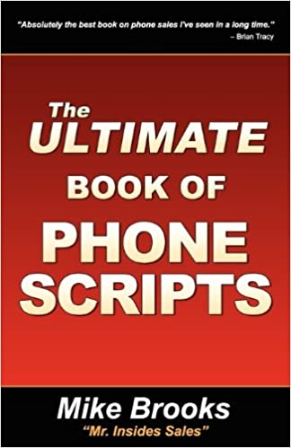 00c1a2f1b The Ultimate Book of Phone Scripts  Amazon.co.uk  Mike Brooks ...
