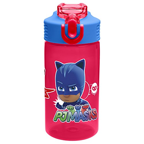 Zak Designs PJMD-T120 PJ Masks Water Bottles