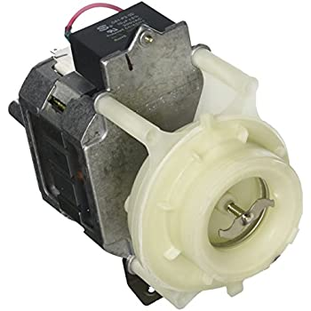 Amazon com: GE WD26X10013 Dishwasher Pump and Motor Assembly: Home