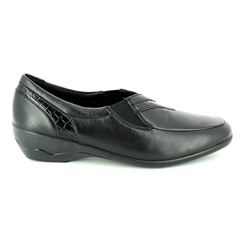 Slip Padders Blacks Casual On Rita Womens Shoes qw8OfTx