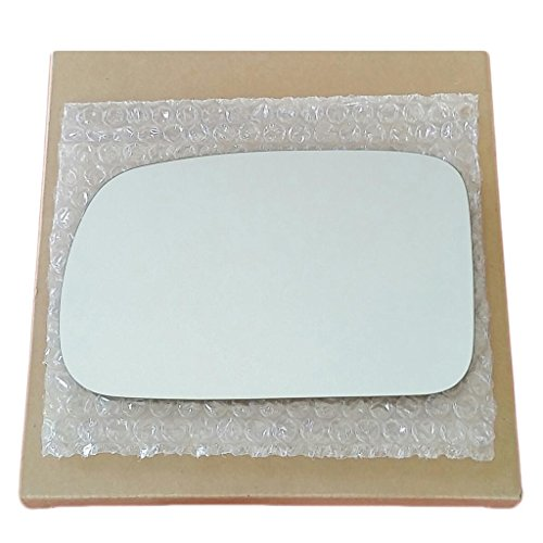 Mirror Glass and Adhesive 93-02 Nissan Quest / 93-02 Mercury Villager Driver Left Side Replacement