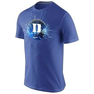Duke Blue Devils Nike Basketball Graphic Player Tee Shirt XXL 2XL