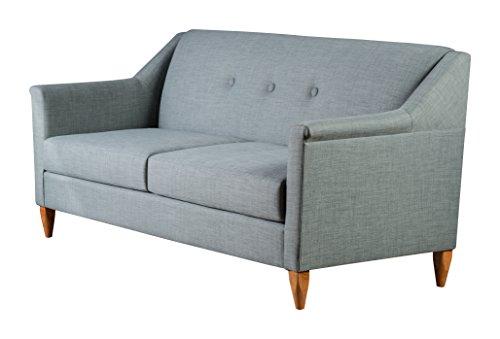 Furniture Of America Killon Mid Century Sofa Blue Ash Best Sofas Online Usa
