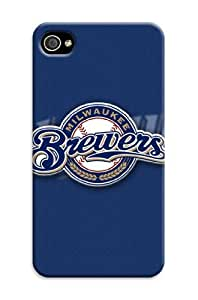 Iphone 6 Plus Protective Case,Be In Great Demand Baseball Iphone 6 Plus Case/Milwaukee Brewers Designed Iphone 6 Plus Hard Case/Mlb Hard Case Cover Skin for Iphone 6 Plus