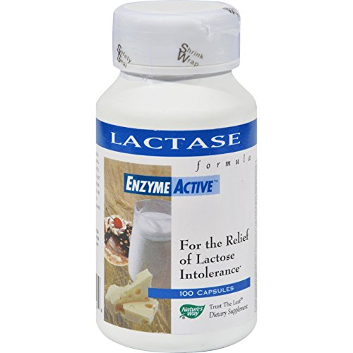 Natures Way Lactase Enzyme Capsule