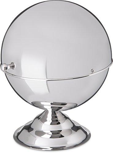 Carlisle Top - Carlisle 609133 Stainless Steel Jumbo Roll-Top Covered Dish, 30-oz. Capacity, 6-1/2 x 7 x 8-3/4