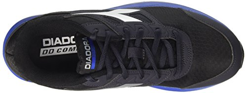 Nero Diadora Competition Heron negras Men's Zapatillas Azzurro Win correr para x8xvwr