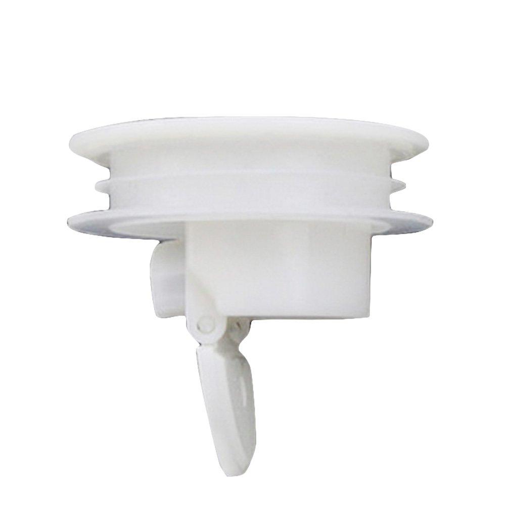 é vier de cuisine Passoire Plug, plastique anti-odeurs Douche Siphon de sol pour lavabo de salle de bain Plug filtre Tookie