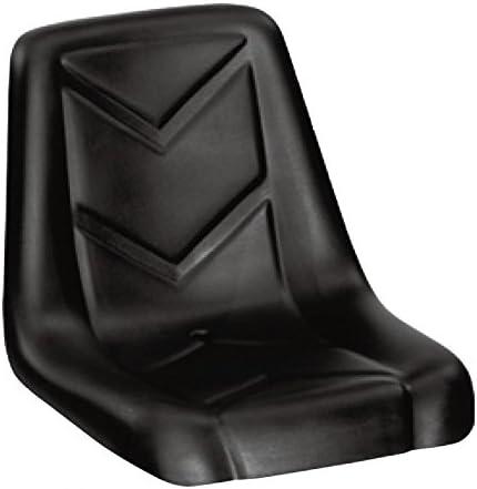 Seat Vollvulkanisiert 395 MM Suitable for Ride-On lawnmower Schleppersitz Kubota B7001 B6000