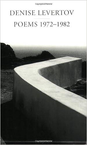 Poems 1972 1982 Denise Levertov 9780811214698 Amazon Com