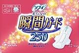 unicharm(ユニ・チャーム) ソフィ ボディフィット 瞬間ガード 22個