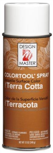 (Design Master 796 Terra Cotta Colortool Spray)