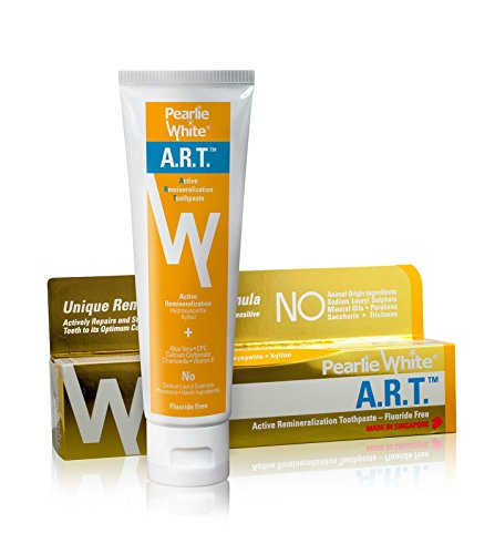 Pearlie White Active Remineralization Toothpaste product image