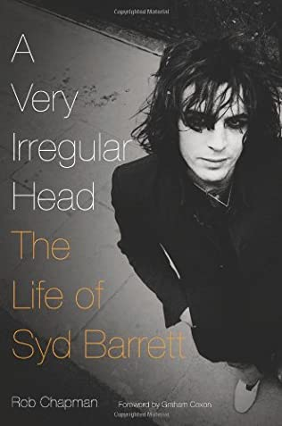 book cover of A Very Irregular Head