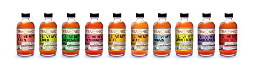 Teaonic I Love My Adrenals Suppl 8 Fz (Pack Of 12)