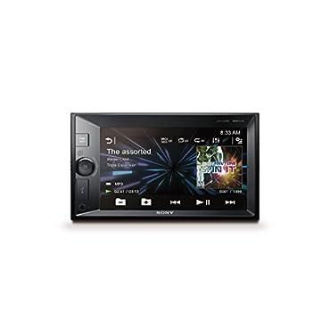"""Sony XAVV630BT 6.2"""" Digital Media Receiver with Bluetooth (Black)"""