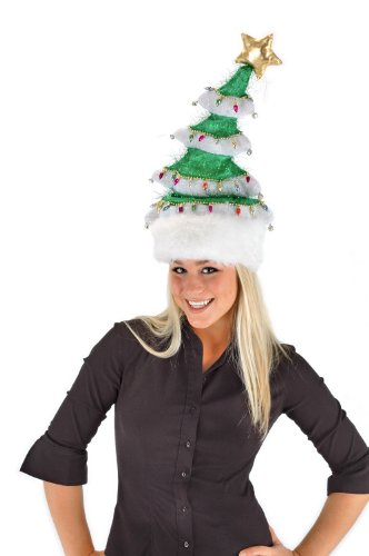 elope-Springy-White-Christmas-Tree-Hat