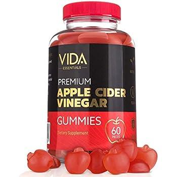 Amazon.com: Vida Essentials - Apple Cider Vinegar Gummy