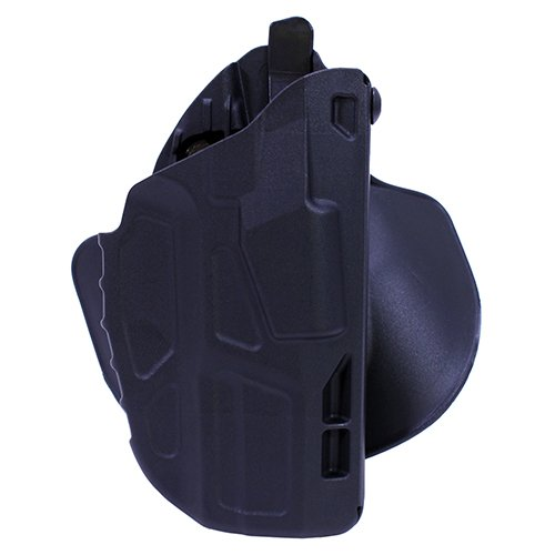 Safariland 7378 7TS ALS Concealment Holster, Flex-Paddle & Belt Loop Combo, S&W M&P 9mm, .40 (4.25