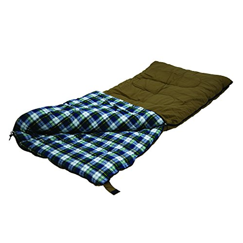 (Stansport White Tail 5 Lb. Rectangular Sleeping Bag, 78