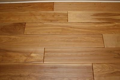 "Elk Mountain Maple Natural 3/4"" x 4-3/4"" Hand Scraped SOLID Hardwood Flooring NH203 SAMPLE"