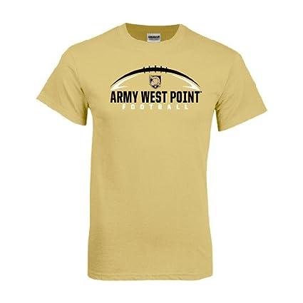 USMA Champion Vegas Gold T Shirt  Army West Point Football Horizontal  -  Small 56281f004