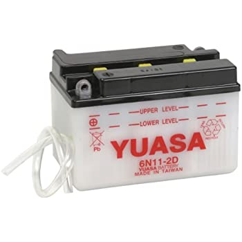 Yuasa YUAM26112 Lead_Acid_Battery
