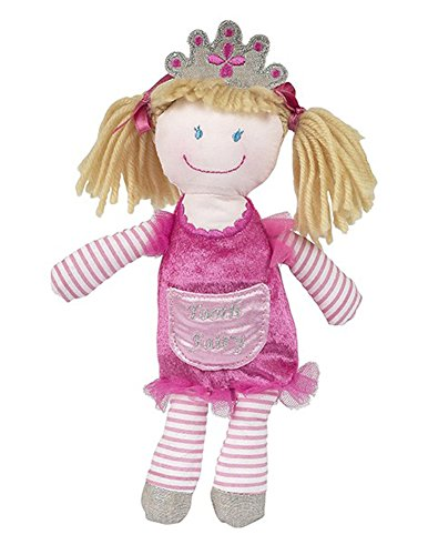 Maison Chic Tooth Fairy Plush Pillow w/ Tooth Fairy Book Set (Tooth Fairy Princess Tessa Audrey Wood) by Tooth Fairy Fun (Image #1)