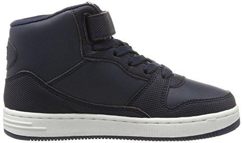 by Dockers Blu 610660 Gerli 660 Unisex a Alto bambini 41el602 Navy Sneaker Collo wpqpdU