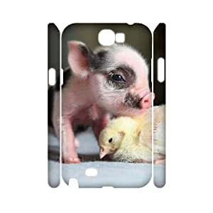 diy case Of Airplane Customized Bumper Plastic Hard Case For Samsung Galaxy Note 2 N7100