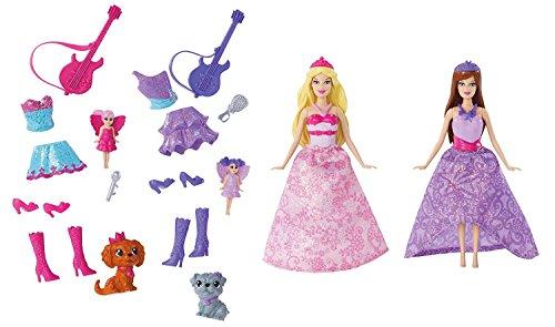 Barbie The Princess and The Popstar Mini-Doll (Movie Star Doll)