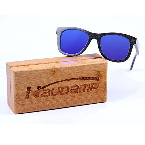 Lunettes Homme soleil de Naudamp Bleu axn6Edwq