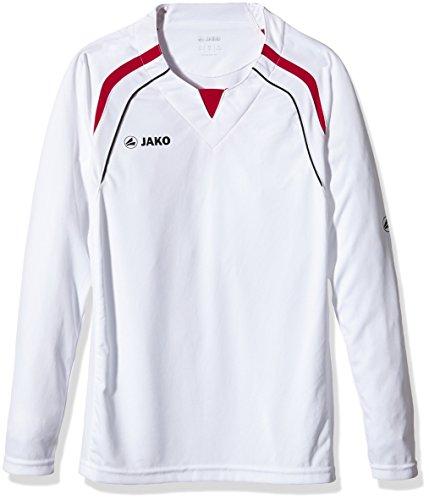 Jako Trikot Wembley LA - Camiseta de equipación deportiva para niño multicolor - blanco/rojo