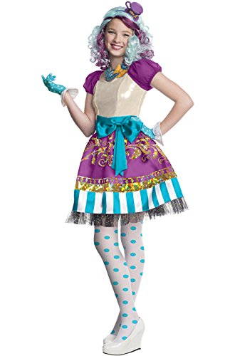 Rubies Ever After High Child Madeline Hatter Costume, Child Large]()