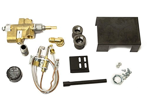 Hearth Products Controls Copreci Low Profile Safety Pilot Kit (91PKN), Natural Gas