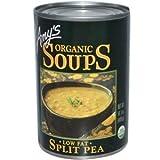 Amy's, Organic Soups, Split Pea, Low Fat, 14.1 oz (400 g)(Pack of 2)