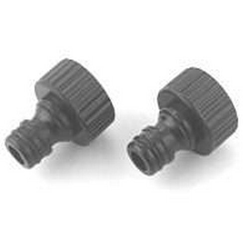 20/Pack Mintcraft Gc54023L Tap Adapter 3/4 Female Plastc