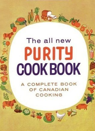 - The All New Purity Cookbook