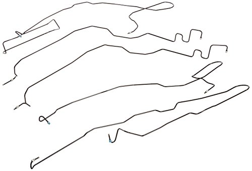 ACDelco 22933212 GM Original Equipment Hydraulic Brake Pipe Kit