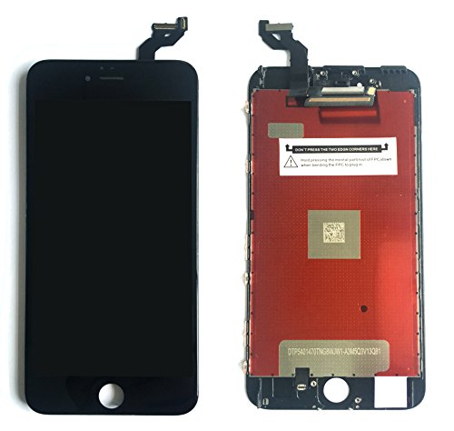 Black LCD For iPhone 6S Plus Screen Replacement Kit Digitizer Touch Screen Display Assembly With 3D Touch , Repair Tools For 6S Plus 5.5 Inch
