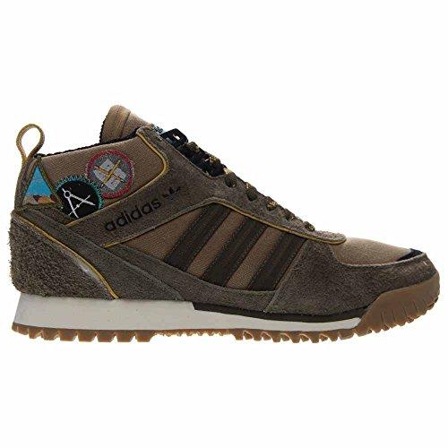 Adidas Hombres Zx Tr Mid D69375 Scout Líder Zapatos