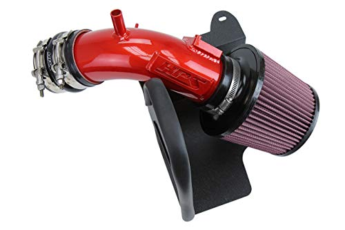 HPS 27-665R Red Shortram Air Intake Kit Cool Ram, 1 Pack ()