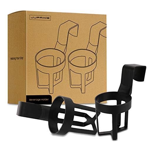 JJOnlineStore – Universal Beverage Holder for Vehicle, Vehicle Organizer,Black (2 pieces Beverage Holder, 13.5 X 7.5 X…
