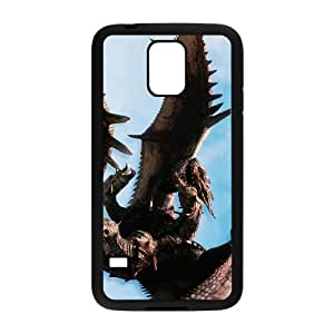 Monster Hunter Samsung Galaxy S5 Cell Phone Case Black DIY Gift xxy002_0394360